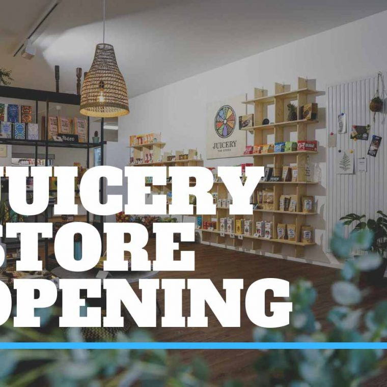 Juicery - The Store - Opening